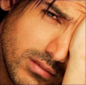 man-crying