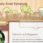 """Diary Anak Kampung"": Blog Anak Kampung yang Kampungan"