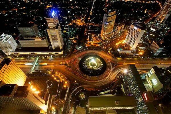 Jakarta-Car-Free-Night
