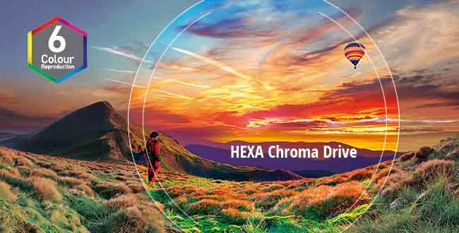 Hexa Chroma